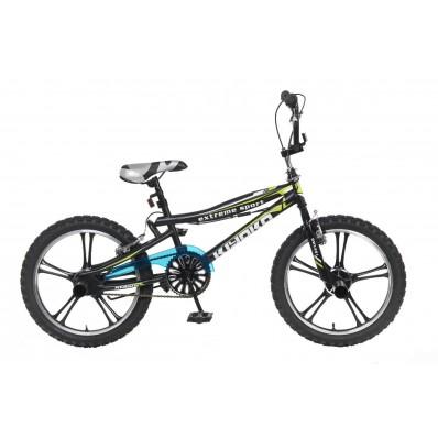 BMX/Crossfiets Kiyoko 201 Popal 20 inch Groen