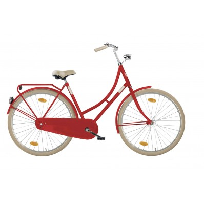 Hollandia Student 28 inch Rood