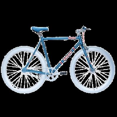 Herenfiets Troy Speed 28 inch 53CM Blauw