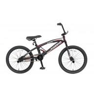 BMX/Crossfiets Kiyoko 205 Popal 20 inch Rood
