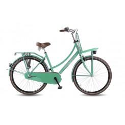 Damesfiets Vogue Elite 28 inch 50CM 3-Versnellingen Mint-Groen