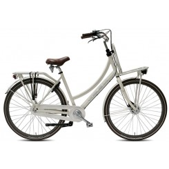 Damesfiets Vogue Elite Lady-57 8-sp Allu Rollerbrake 28 inch 57cm Creme