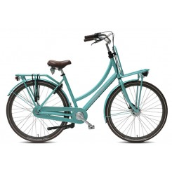 Damesfiets Vogue Elite Lady-57 8-sp Allu Rollerbrake 28 inch 57cm Mint-Groen