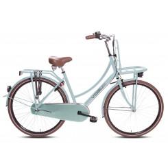 Damesfiets Vogue Transporter 28 inch 50CM Mint-Blauw