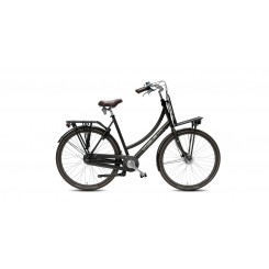 Damesfiets Vogue Elite Plus Lady-50 7-sp Allu Rollerbrake 28 inch 50cm Mat-Bruin
