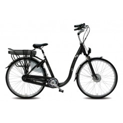 VOGUE E-BIKE COMFORT 8SP MATT-GREY 28 INCH