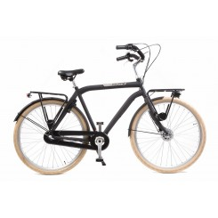 Herenfiets Avalon F 905 Move H 28 inch Mat-Zwart