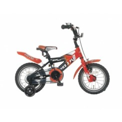 Kinderfiets Popal 12 inch Rood