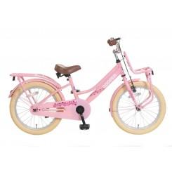 Meisjesfiets Cooper 18 Popal 18 inch Roze