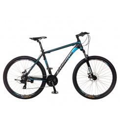 """Mountainbike Kiyoko 27MX5 Popal 27"""" Blauw     UF27P27MX5ROOD,Mountainbike Kiyoko 27MX5 Popal 27"""""""" Rood"""