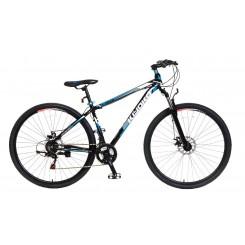 "Mountainbike Kiyoko 29 Popal 29"" Blauw  UF26P2672ZWARTROOD,Mountainbike Kiyoko 2672 Popal 26 inch"" Zwart-Rood"