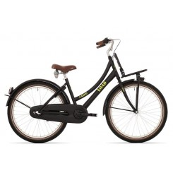 BIKE FUN LOAD D NEXUS3 CB MAT BLACK 26LMD80