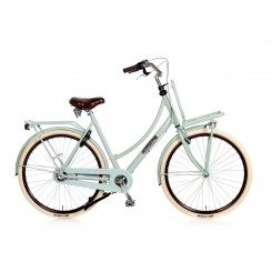 Damesfiets Popal Daily Dutch Prestige Nexus 3 28 inch 57CM Shadow-Green