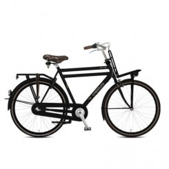 Herenfiets Vogue Elite Man-50 3-sp special 2017 edition 28 inch 50cm Mat-Zwart