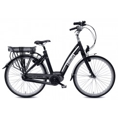 VOGUE  E-BIKE CITY BAFANG MAGURA 8SP BLACK